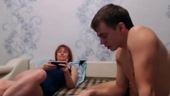 true mom-son web camera four(4)