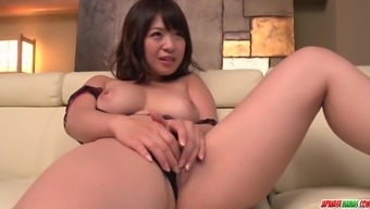 Wakaba Onoue will try youthful dick in her hot pussy