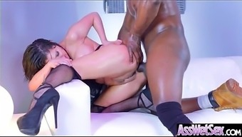 Great Ass Date (Aleksa Nicole) Get Oiled Over And difficult Analy Nailed On Cam mov-04