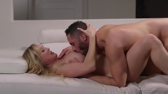 Black Brandi Love gets her pussy crashed through a lively close friend
