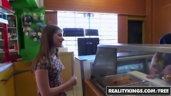RealityKings - Some cash Discussions - Adrian Maya Alice March Brad Street