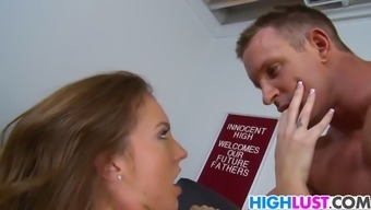 horny schoolgirl maddy oreilly gets occupied
