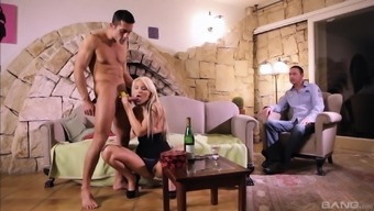 Black hottie Lana S has entertaining utilizing a junk facing her partner