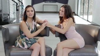 Appealing Lana Rhoades and her pal arrive at satisfy one other