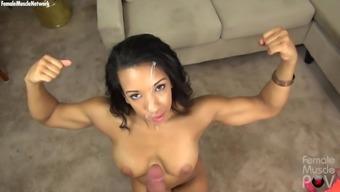 Suitable Pornstar Sophia Fiore Suck Prick Gets a Facial