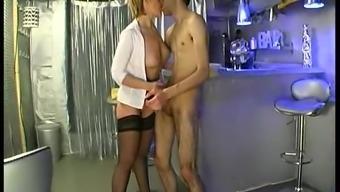 Newbie captured body hair mature anus sex
