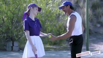 Baseball girl Nadya Nabakova normally takes aspect in ridiculous group love-making site