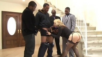 Fucking exclusively with one black bloke can't please Savannah Fox now