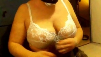 Twisted sexual intercourse by having obedient great tittied BBW companion - pure homemade