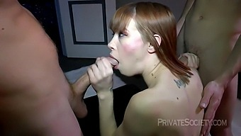 Milf  Double  anal  interacial