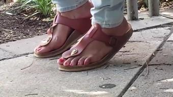 frank each foot