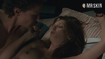 Explicit topless nude scenes with nice actress Kelly Reilly will bring you joy