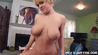POV video of wife Dee Williams and Lady Fyre sucking and fucking