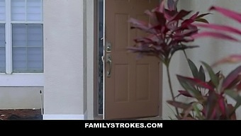 Family Strokes - Busty Babe Banged By Step Uncle