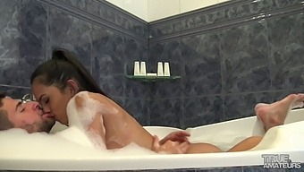 Katrina moreno banging in the bathtub