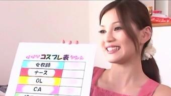 Small tits nurse Ameri Ichinose enjoys getting fucked good