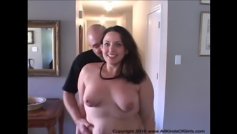 Anus Large Booty Housewife Plus-size woman MILF
