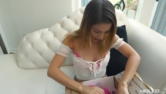 Kristen Scott happens to be the someone enjoys rectum only fucking and screaming