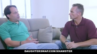 DaughterSwap - Fucking A Buddies Daughter For aud