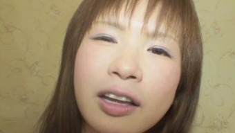 Japanese people MILF with the use of great tits outdoor storage sheds her cold put on in order to get fucked