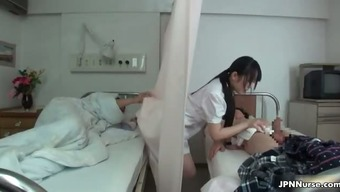 Japanese people clinician likes being intimate with two part3