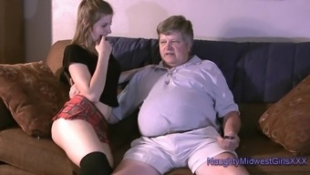Chelcee Clifton fucks not her father's brother Matt