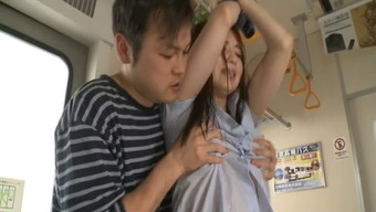 Akiho Yoshizawa is all good at unplanned sex and she infrequently misses to height