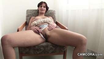 46yr old A language like german Mom in one time Porno Casting