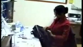 BUSTY INDIAN Love FUCK IN Workplace