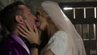 Juicy Jessica Drake Goes Intense With her Marriage event Night time
