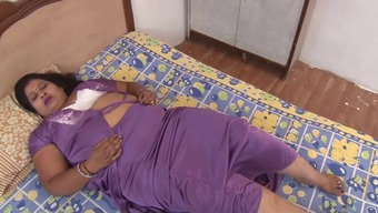 Indian grow older horrible Plus-size woman softcore