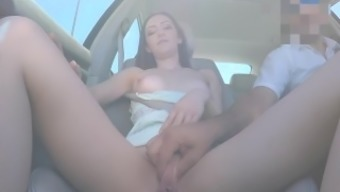 CastingCouch-X - Lily Jordan showcases her best bouncy titties