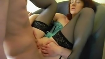Naughty grannies know how to have anus sexual intercourse and body
