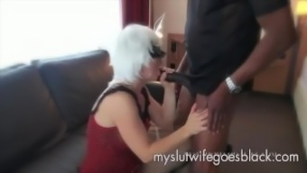 light colored partner Alexia Thomas first visit great matchless penis to effectively blow